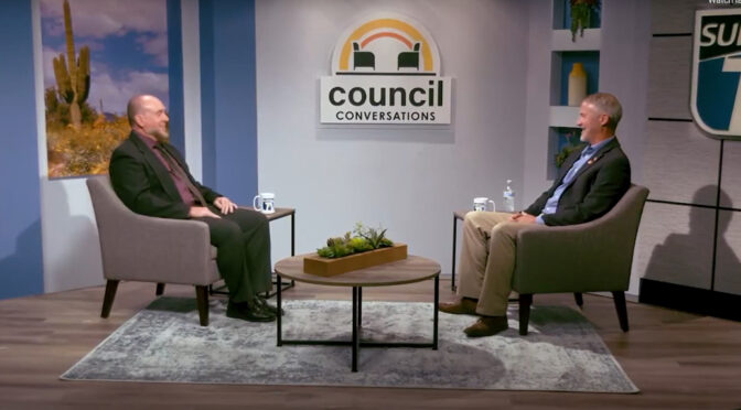 New Council Conversations Show – Water Resources Update